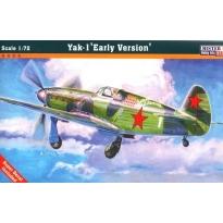 "Yak-1 ""Early"" (1:72)"