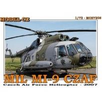 Mil Mi-9 CzAF - Luftwaffe (1:72)
