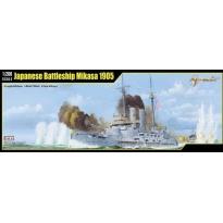 Japanese Battleship Mikasa 1905 (1:200)