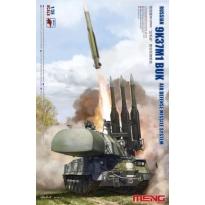 Russian 9K37M1 BUK Air Defense Missile System (1:35)