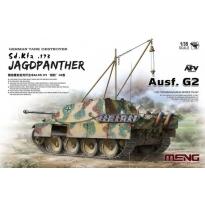 German Tank Destroyer Sd.Kfz. 173 Jagdpanther Ausf. G2 (1:35)