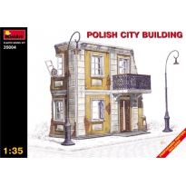 Polish City Building (1:35)