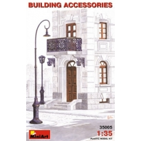 Building accessories (1:35)