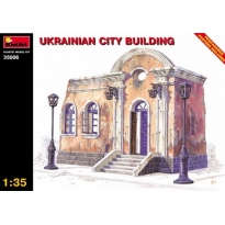 Ukrainian City Building (1:35)