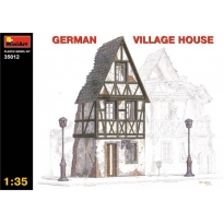 German Village House (1:35)