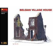 Belgium Village House (1:35)