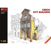 Czech City Building (1:35)
