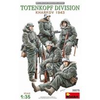 Totenkopf Division ( Kharkov 1943 ) (1:35)