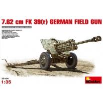 7,62 cm F.K. 39 (r) German Field Gun (1:35)