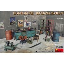 Garage Workshop (1:35)