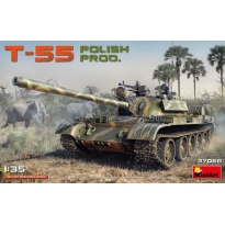 T-55 Polish Prod. (1:35)