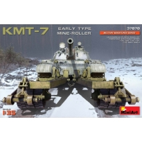 KMT-7 Early Type Mine-Roller (1:35)