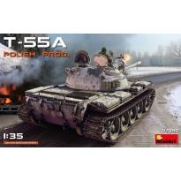 T-55A Polish Prod. (1:35)