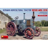 German Agricultural Tractor D8500 Mod.1938 (1:35)