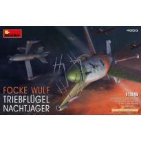 Focke Wulf Triebflugel Nachtjager (1:35)
