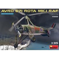 Avro 671 Rota Mk.I RAF (1:35)