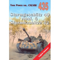 Sturmgeschutz 40 Ausf. G Sturmhaubitze 42