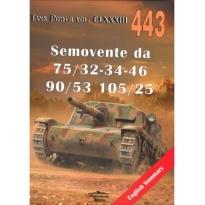 Semovente da 75/32-34-46 90/53 105/25