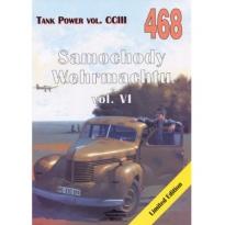 Samochody Wehrmachtu vol.VI