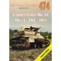 Carden-Loyd Mk VI  TK-3   TKF  TKS 1929-1938