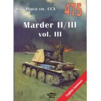 Marder II/III vol. III