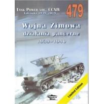Militaria 479 Wojna Zimowa działania pancerne 1939-1940