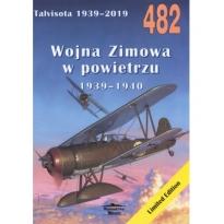 Militaria 482 Wojna Zimowa w powietrzu 1939-1940