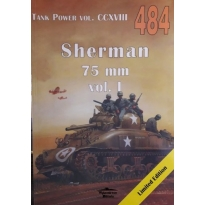 Militaria 484  Sherman 75 mm vol.1