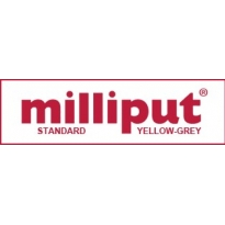 "Milliput Standard ""Yellow-Grey"""