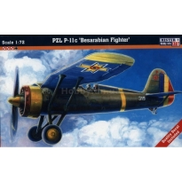 "PZL P-11c ""Besarabian Fighter"" (1:72)"
