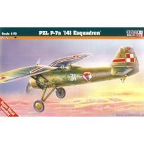 PZL P-7a 141 Esquadron (1:72)
