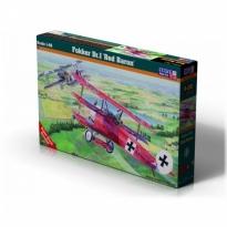 """Fokker Dr.I """"Red Baron"""" (1:48)"""
