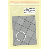 RN Helicopter Base (square concrete panels) (1:144)