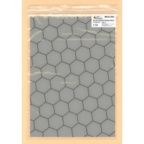 Soviet Airfield Display Base (hexagonal concrete panels) (1:72)