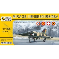 "Mirage IIIE/EE/RS/5BA ""In Europe"" (1:144)"