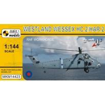 Westland Wessex HC.2/HAR.2 'RAF Workhorse' (1:144)