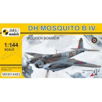 "DH Mosquito B.IV ""Wooden Bomber"" (1:144)"