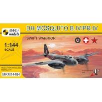"DH Mosquito B.IV/PR.IV ""Swift Warrior"" (1:144)"