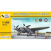 "DHC Mosquito B.VII/XX/F-8 ""Canadian Mossie"" (1:144)"