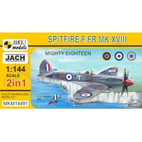 "Spitfire F/FR Mk.XVIII ""Mighty Eighteen"" (2 in 1) (1:144)"