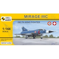 "Mirage IIIC ""Delta-wing Fighter"" (1:144)"