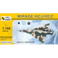 "Mirage IIICJ/CZ ""Mach 2 Warrior"" (1:144)"