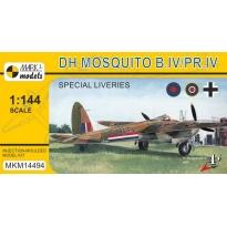 """DH Mosquito B.IV/PR.IV """"Special Liveries"""" (1:144)"""