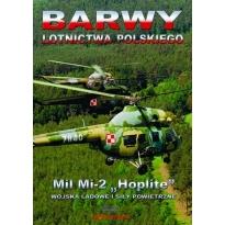 Barwy Lotnictwa Polskiego Mi-2 Hoplite Wojska Lądowe i Siły Powietrzne