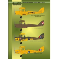 DH-82 Tiger Moth vol.1 (1:48)