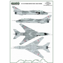 Su-22 in Polish service part 3 gray scheme (1:48)