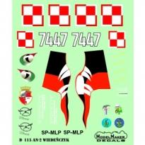 """An-2 """"Wiedeńczyk"""" (1:48)"""
