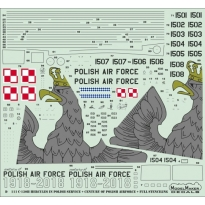 C-130 Hercules in Polish service + Century of Polish Air Force + full stenciling (1:72)