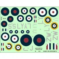 Early PR Spitfires (1:72)