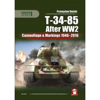 T-34/85 After WW2: Camouflage & Markings 1946-2016